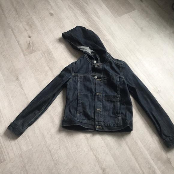 kate spade Jackets & Blazers - Kate spade Saturday xs jean jacket like new!!!